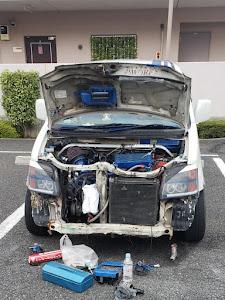 ワゴンR MC11S RR  Limited のカスタム事例画像 ガンダムワゴンRさんの2018年09月06日17:09の投稿