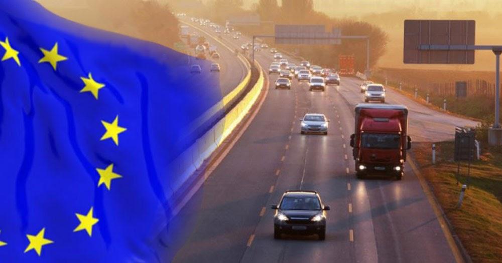Автомобильные перевозки грузов из Европы