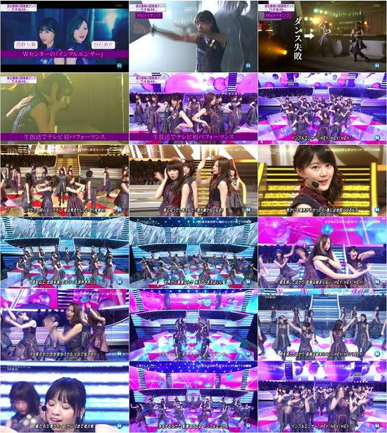 (TV-Music)(1080i) 乃木坂46 Part – Music Station 170317