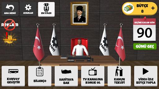 Seçim Oyunu - Partiler Yarışıyor  captures d'écran 1