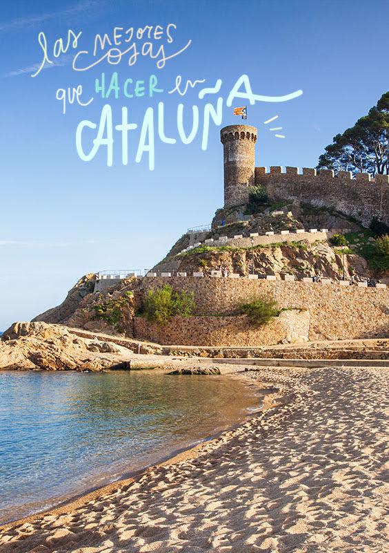 que ver y hacer en Cataluña
