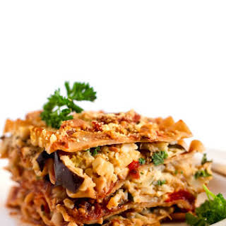 Veggie Lasagna Without Cheese Recipes.