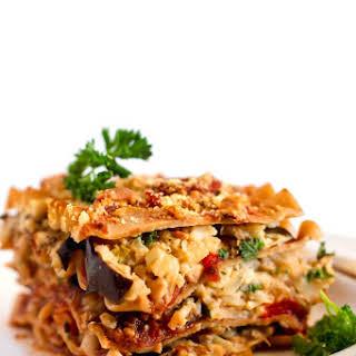 Vegan Vegetable Lasagna Recipes.