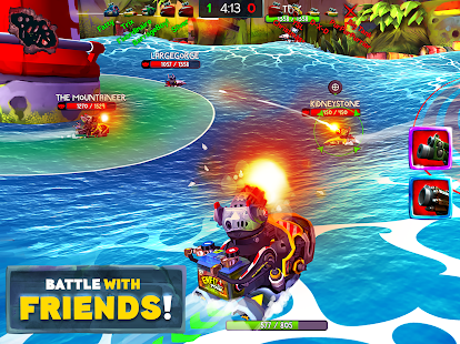 Battle Bay- screenshot thumbnail