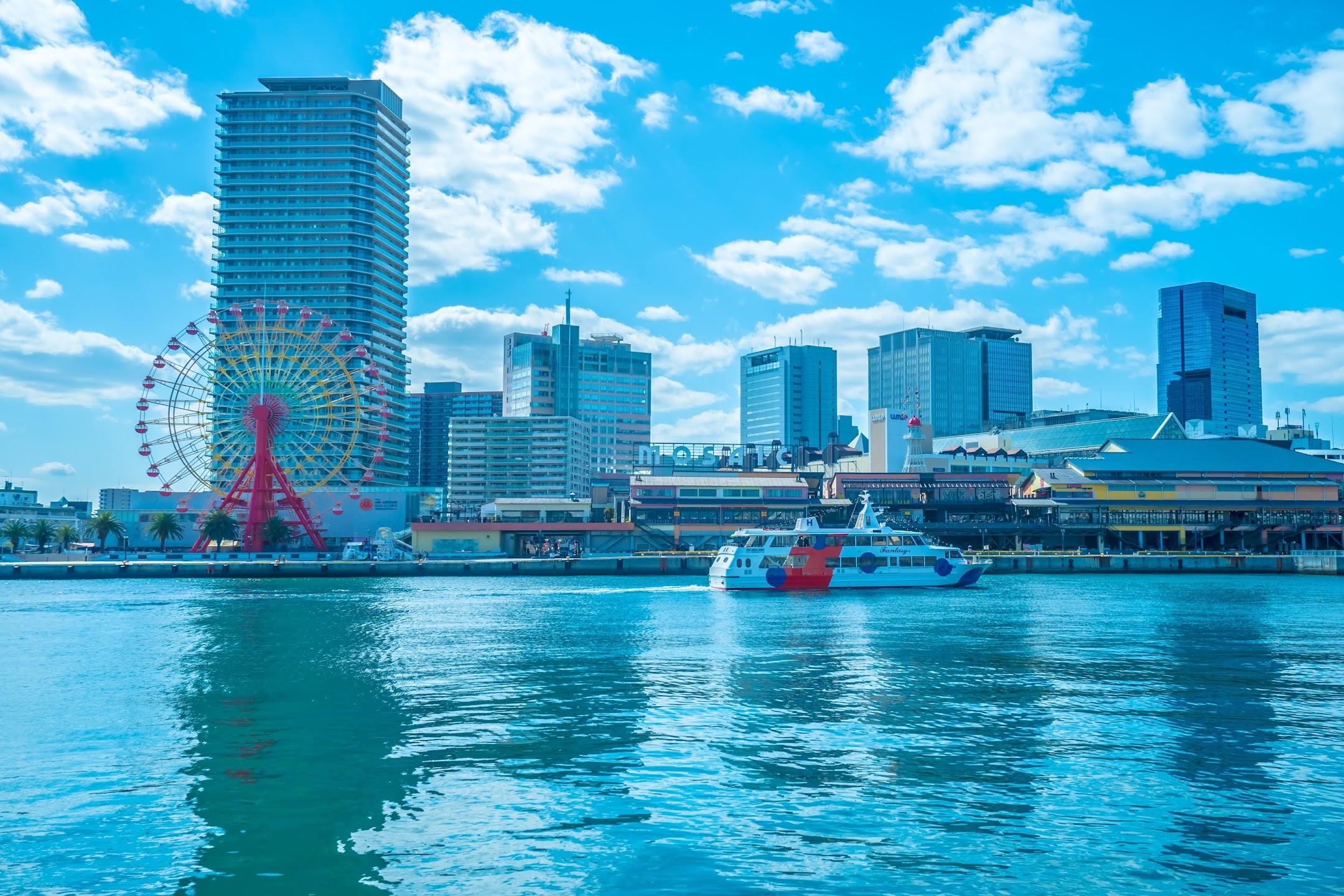 神戸 ハーバーランド3