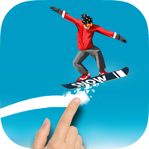 Snowboard Road Draw with Nico - Hill Climb Race file APK Free for PC, smart TV Download