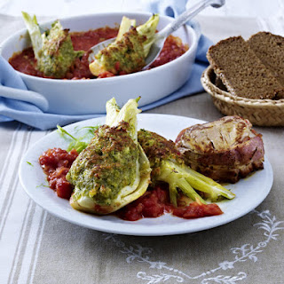 Baked Fennel With Pork Medallions