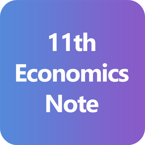 11th Economics Notes - Class 11 - Apps on Google Play