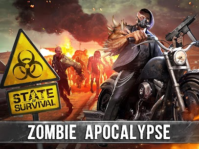 State of Survival Mod Apk 1.7.75 (Fully Unlocked) 1