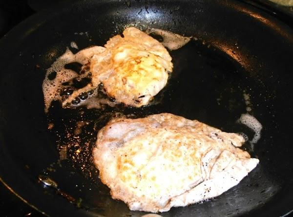 add remaining butter to a warm large frying pan,  fry eggs flip once...
