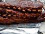 Smokr's Slow Smoked Pork Spare Ribs Recipe