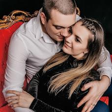 Wedding photographer Kseniya Voropaeva (voropusya91). Photo of 22.01.2018