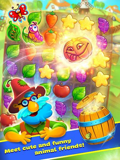 免費下載解謎APP|Farm Charm: Match 3 Blast King app開箱文|APP開箱王