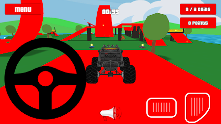 Baby Monster Truck Game – Cars 1.1 screenshot 11905