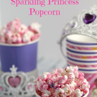 Sparkling Princess Popcorn.