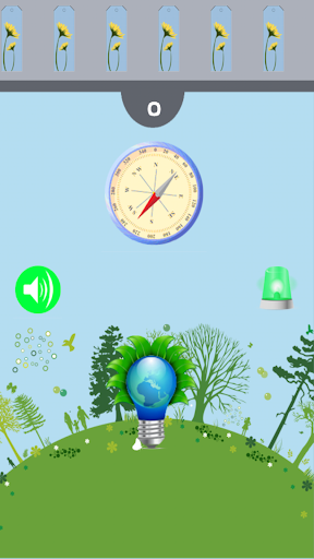 Green Flashlight Free