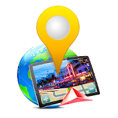 3D Maps Street panorama view