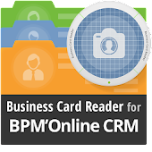 Business Card Reader Free for Bpm'online CRM