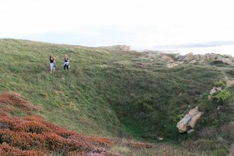 Photo: Dolina en el Parque Natural de las dunas de Liencres (Cantabria)