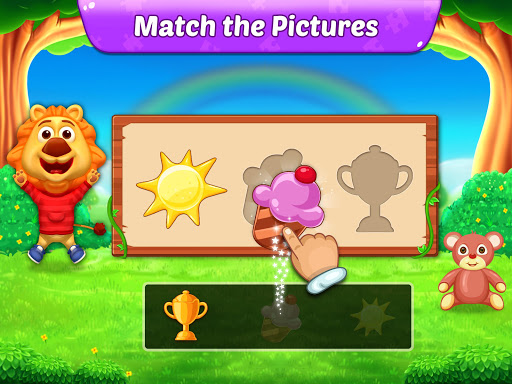 Puzzle Kids - Animals Shapes and Jigsaw Puzzles 1.0.6 screenshots 11
