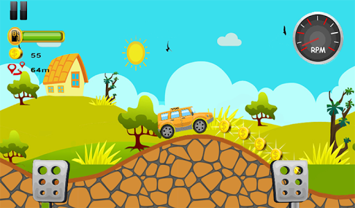 Taxi Hill Climb Rennspiel 1.0 screenshots 24