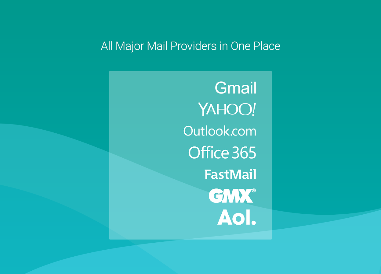 Aqua Mail Pro Key- screenshot