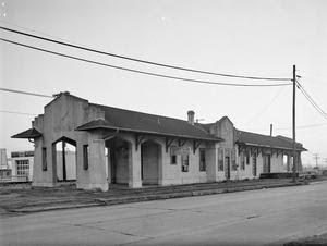 SL Depot in 1980