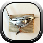 Handicrafts Recycle Spoon