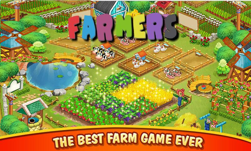 Farmers- screenshot