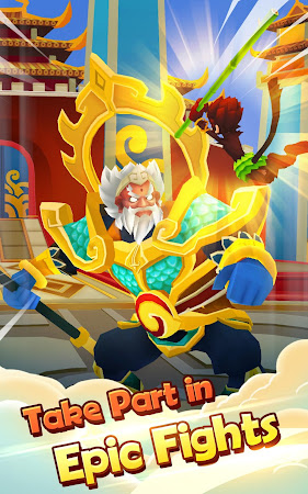 Monkey King Escape 1.6.0 screenshot 22119
