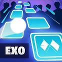EXO Tiles Hop - EDM Music Game 2021 icon