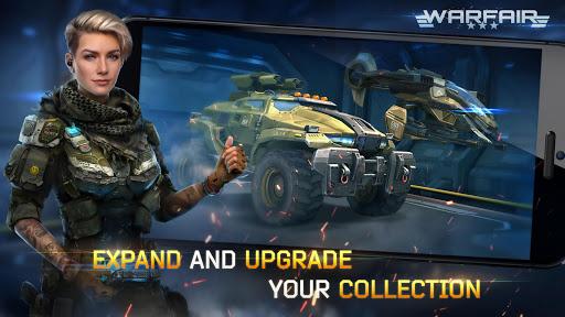 Warfair 1.10 screenshots 4