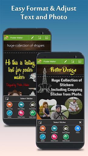 Poster Maker - Fancy Text Art and Photo Art 1.13 screenshots 16