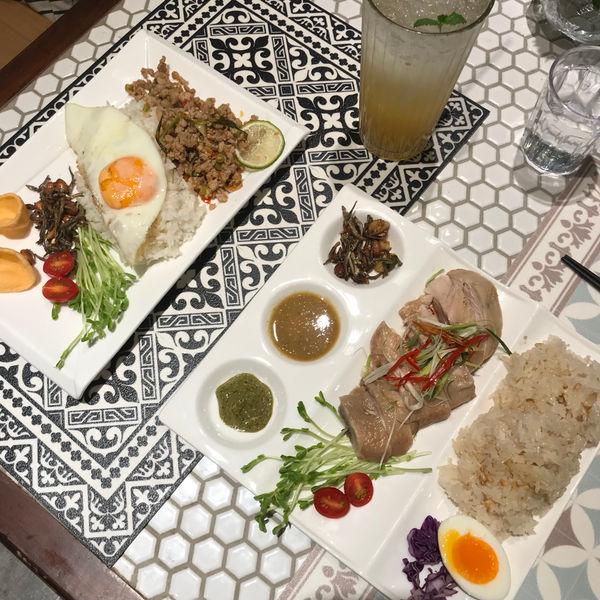 珍妮花與南洋杉 平價泰式小清新植栽餐廳