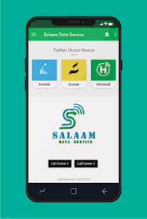 Download Salaam Data Service For PC Windows and Mac apk screenshot 2