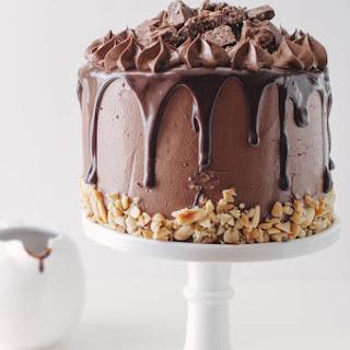 Crack Brownie Layer Cake.