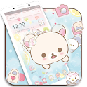 Cute Adorable Doggy Theme icon