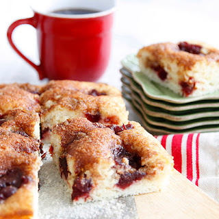 Cranberry Coffee Cake Sour Cream Recipes