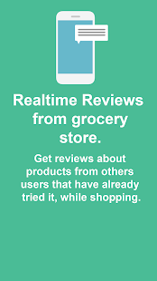 Grocery Reviews - GoodFoods- screenshot thumbnail