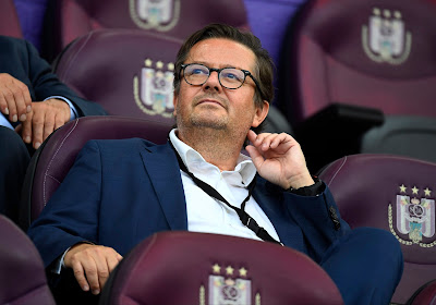 Menacé, Marc Coucke bénéficiera d'une protection policière lors du match Charleroi-Anderlecht