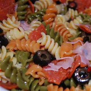 Tri Color Pasta Salad Recipes