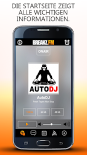 Breakz.FM - Webradio- screenshot thumbnail