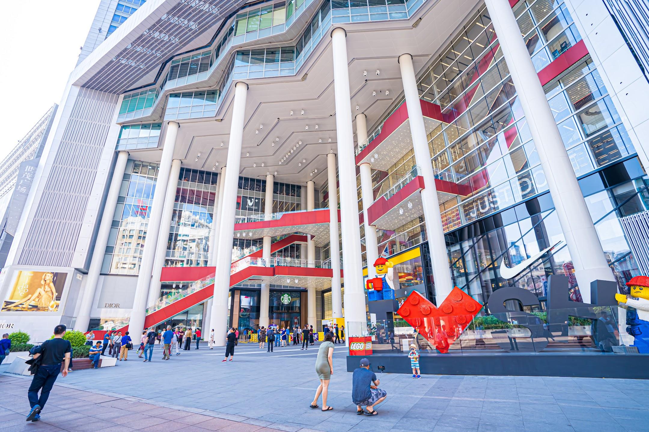 上海 世茂広場2