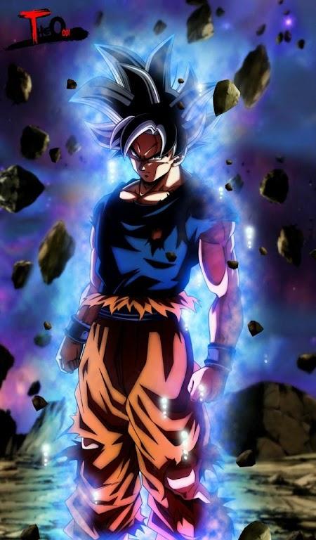 Download Goku Ultra Instinct Wallpaper Hd By Ghanxis Apk