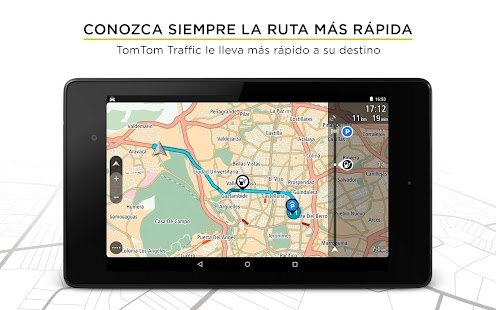 TomTom Navegación GPS Traffic Screenshot