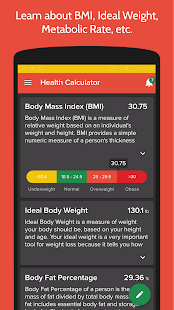 Health & Fitness - Weight Loss- screenshot thumbnail