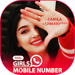 Girls Mobile Number Girl phone number search prank 1.0.4