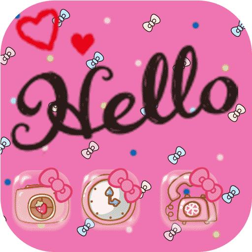 Kitty Pink Theme