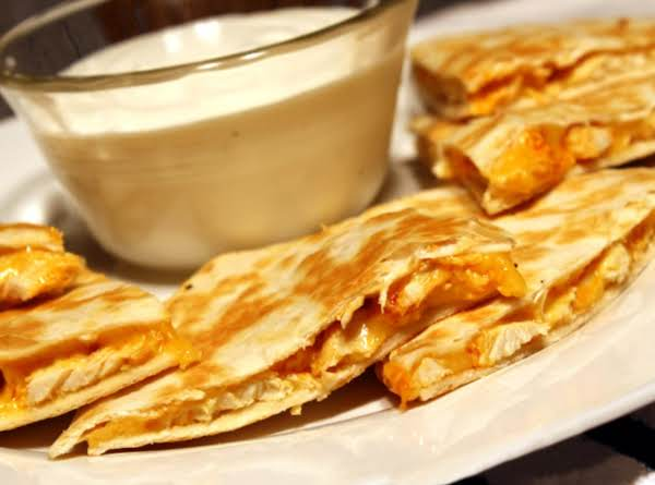 Chicken Quesadillas Recipe