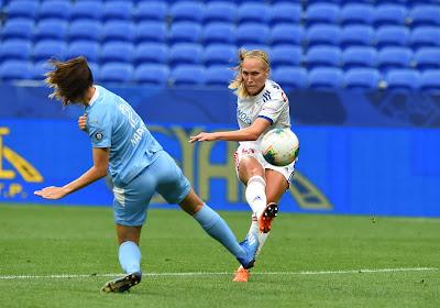 Sterke zege voor Janice Cayman in Champions League